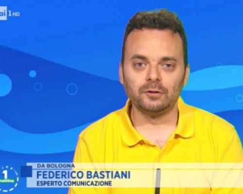 federico bastiani su Rai Uno