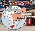 nella città ghetto di soweto